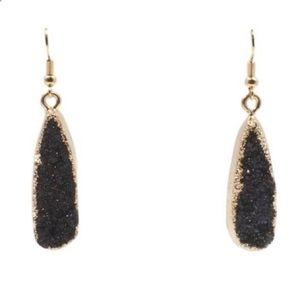 NEW! Kinsley Armelle Raven Drop Earrings